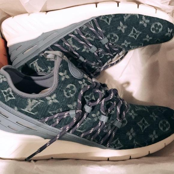 Louis Vuitton Mens Runners   Poshmark